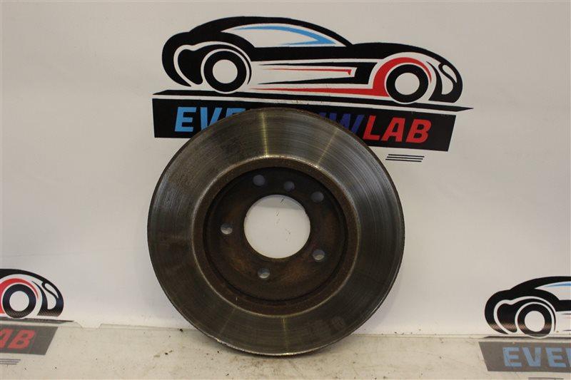 Тормозной диск Bmw 3-Series 320I E46 226S1 M54B22 03/2004 передний