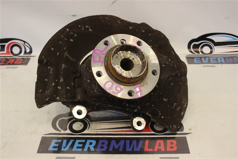 Ступица Bmw 5 Series 525I E60 256S5 03/2004 передняя правая