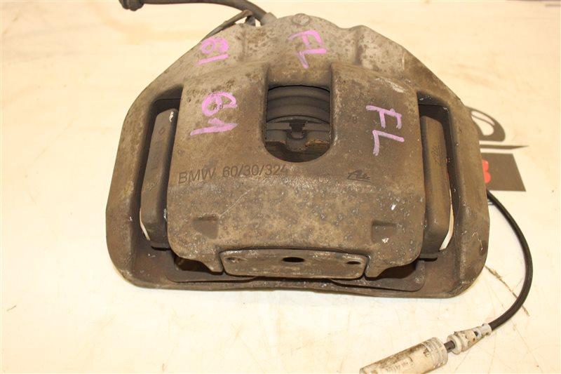 Суппорт Bmw 5 Series 525I E61 N52B25A 12/2005 передний левый