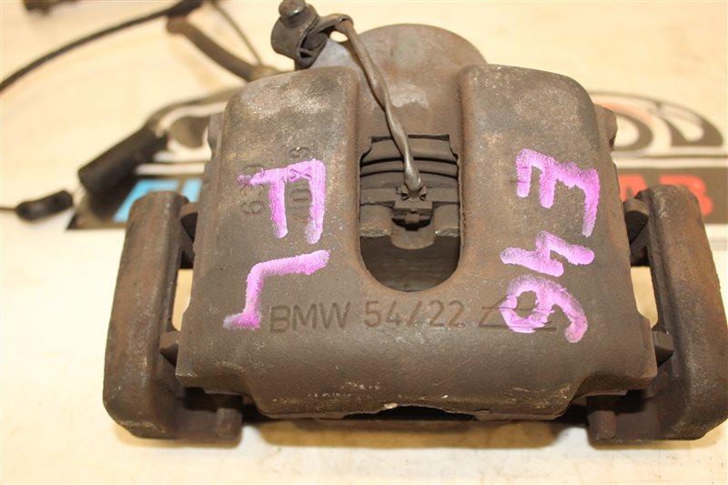 Суппорт Bmw 3-Series 320I E46 226S1 M54B22 10|2003 передний левый