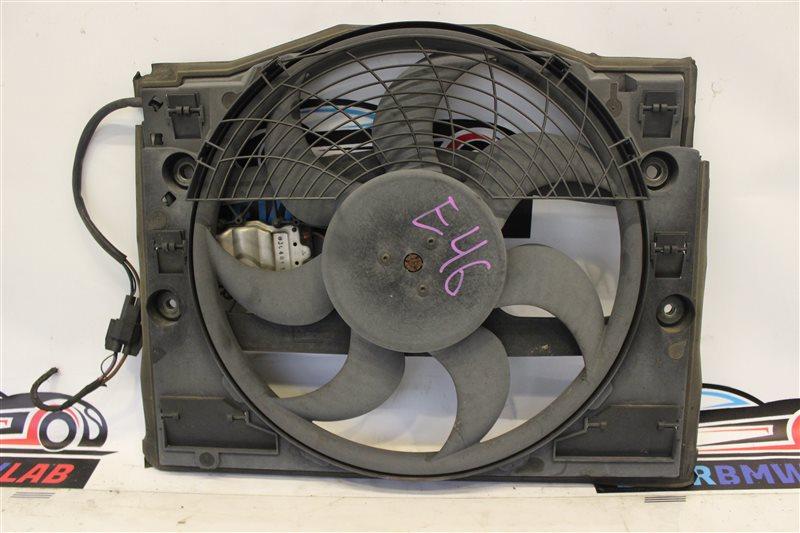 Диффузор радиатора кондиционера Bmw 3-Series 320I E46 226S1 M54B22 10 2003