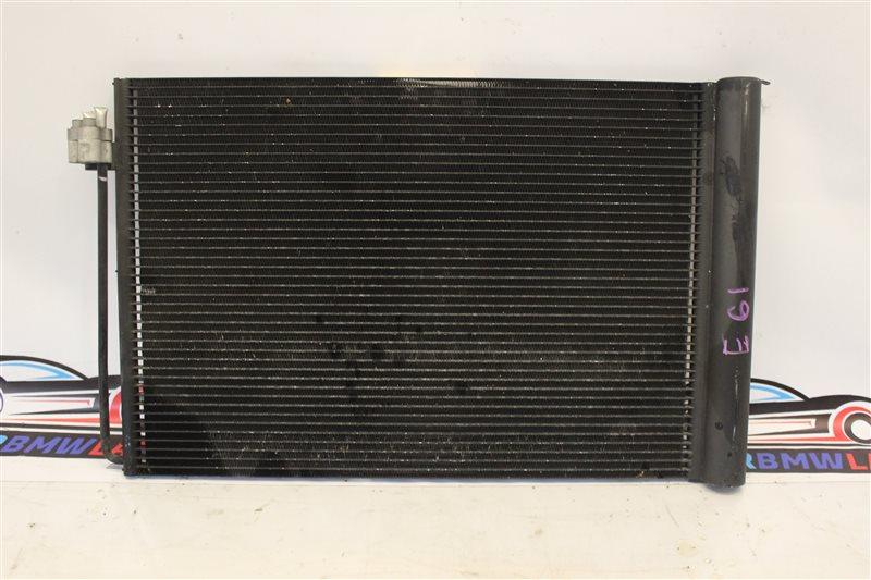 Радиатор кондиционера Bmw 5 Series 525I E61 N52B25A 12/2005