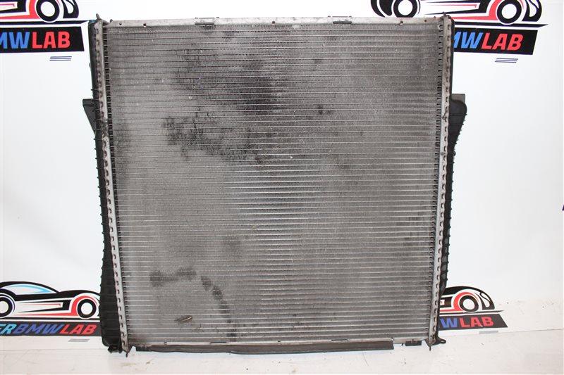 Радиатор охлаждения двс Bmw X5 E53 SAV 306S3 М54B30 03/2003