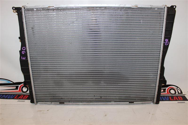 Радиатор охлаждения двс Bmw 3-Series 320I E 90 N46B20B 07|2007