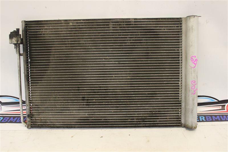 Радиатор кондиционера Bmw 7 Series 745I E65 N62B44A. 12/2002