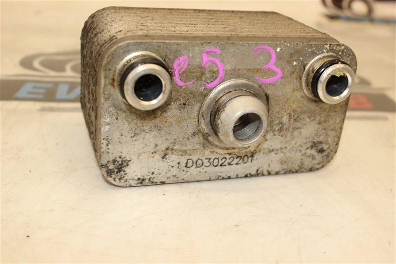 Теплообменник Bmw X5 E53 SAV 306S3 М54B30 03/2003