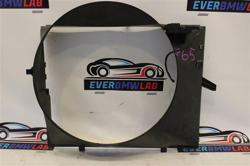 Кожух вентилятора Bmw 7 Series 745I E65 N62B44A. 12/2002