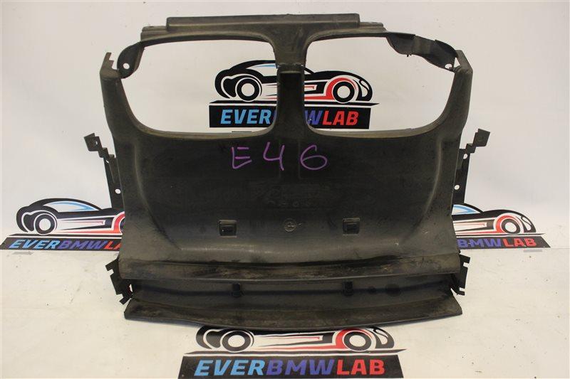 Воздуховод Bmw 3-Series 320I E46 226S1 M54B22 10|2003 передний
