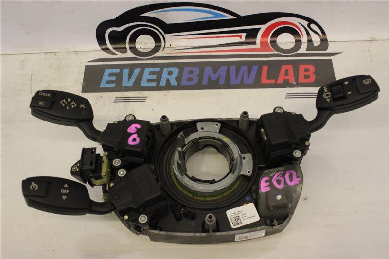 Блок подрулевых переключателей Bmw 5 Series 525I E60 256S5 03/2004