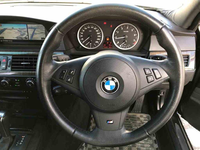 Руль Bmw 5 Series 525I E61 N52B25A 12/2005