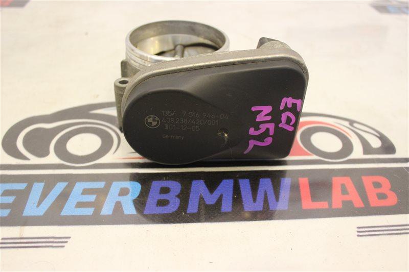 Дроссельная заслонка Bmw 5 Series 525I E61 N52B25A 12/2005