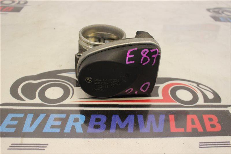Дроссельная заслонка Bmw 1 Series E87N N45B16A 03 2007