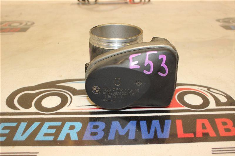 Дроссельная заслонка Bmw X5 E53 SAV 306S3 М54B30 03/2003