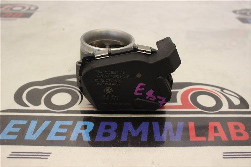 Дроссельная заслонка Bmw 1 Series E87 N46B20B 06/2006