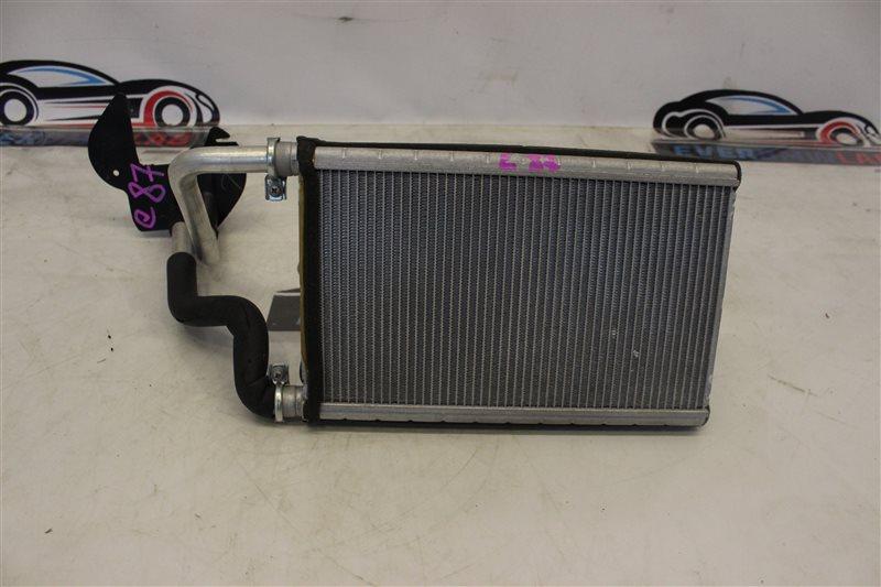 Радиатор печки Bmw 1 Series E87 N46B20B 06/2006