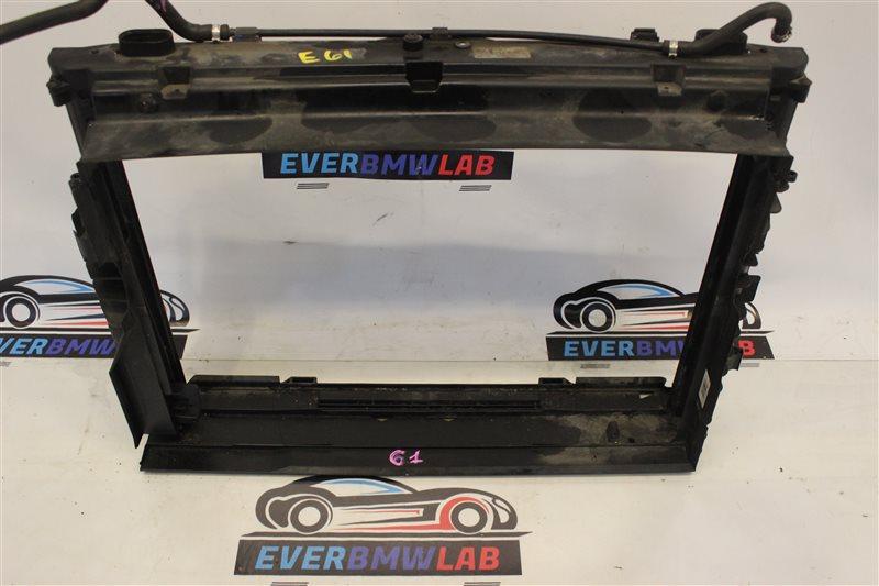 Кронштейн радиатора Bmw 5 Series 525I E61 N52B25A 12/2005