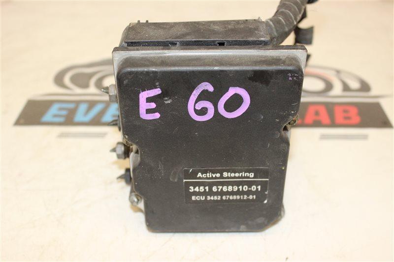 Блок управления abs Bmw 5 Series 525I E60 256S5 03/2004