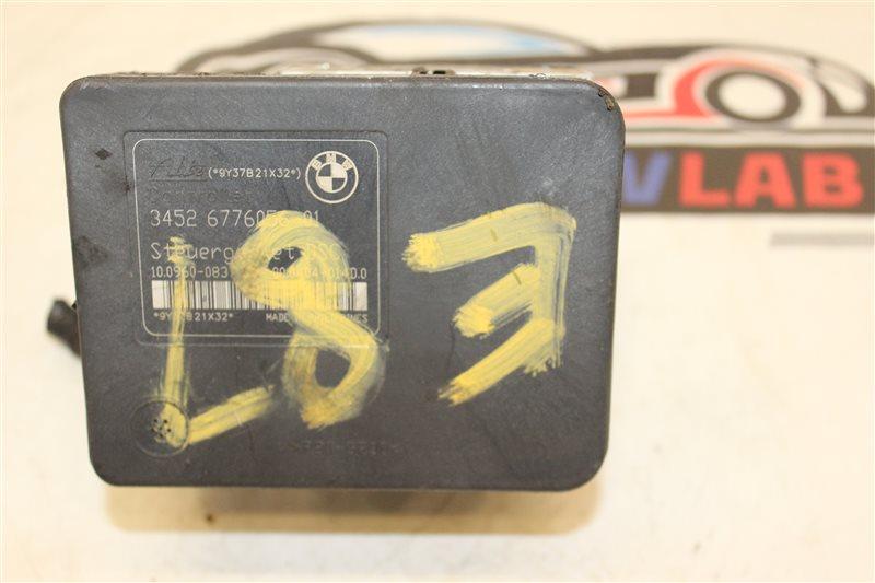 Блок управления abs Bmw 1 Series E87N N45B16A 03 2007