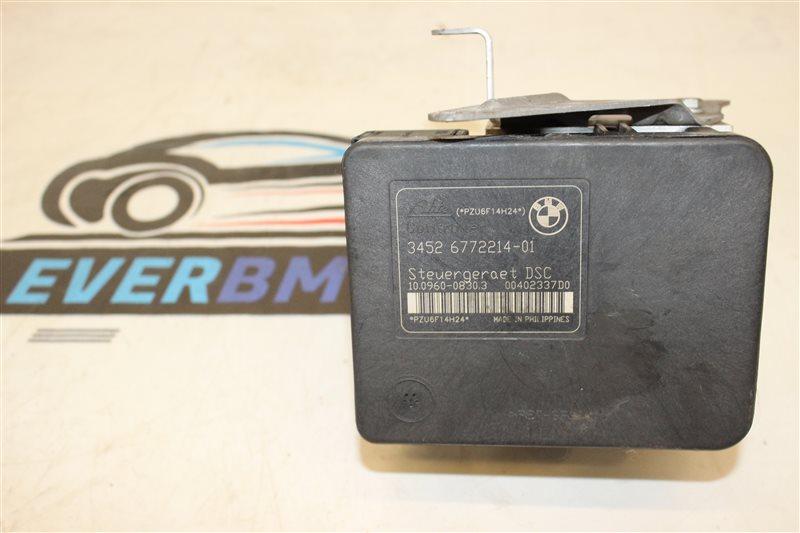 Блок управления abs Bmw 1 Series E87 N46B20B 06/2006