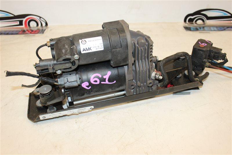 Компрессор пневмоподвески Bmw 5 Series 525I E61 N52B25A 12/2005
