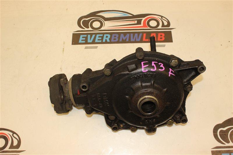 Редуктор Bmw X5 E53 SAV 306S3 М54B30 03/2003 передний