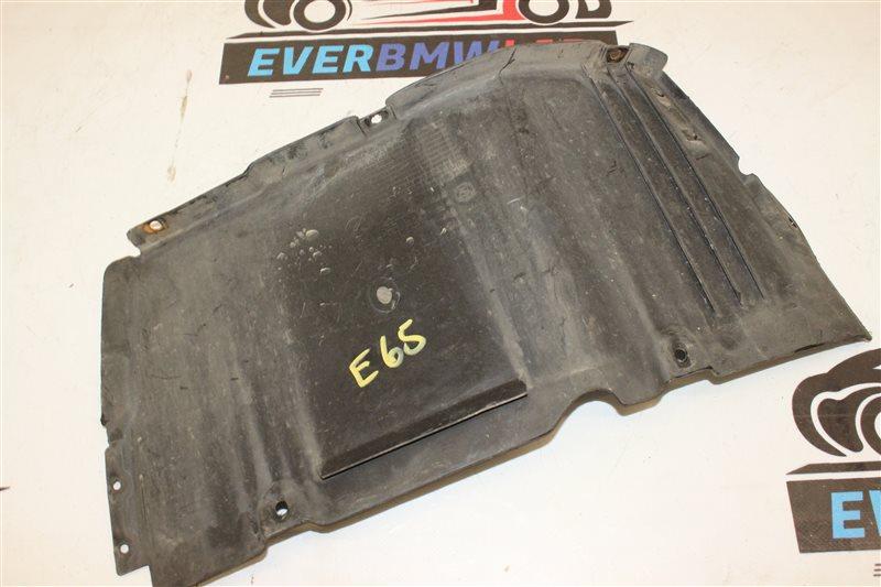 Защита Bmw 7 Series 745I E65 N62B44A. 12/2002 передняя