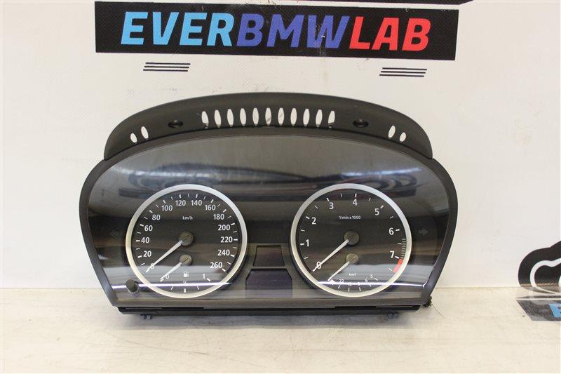 Панель приборов Bmw 5 Series 525I E61 N52B25A 12/2005