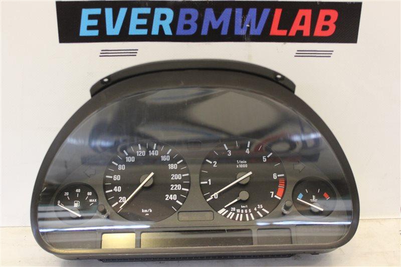 Панель приборов Bmw X5 E53 SAV 306S3 М54B30 03/2003