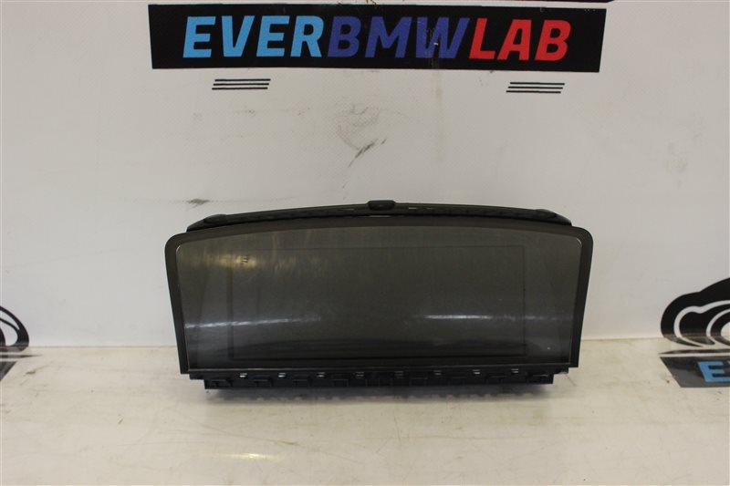 Монитор Bmw 7 Series 745I E65 N62B44A. 12/2002