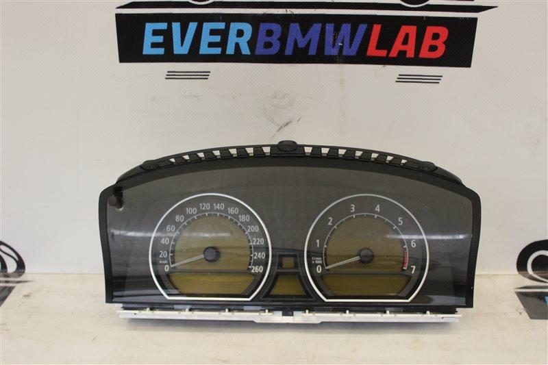 Панель приборов Bmw 7 Series 745I E65 N62B44A. 12/2002