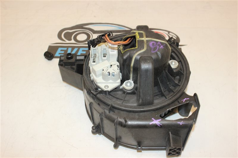 Мотор печки Bmw 1 Series E87N N45B16A 03|2007