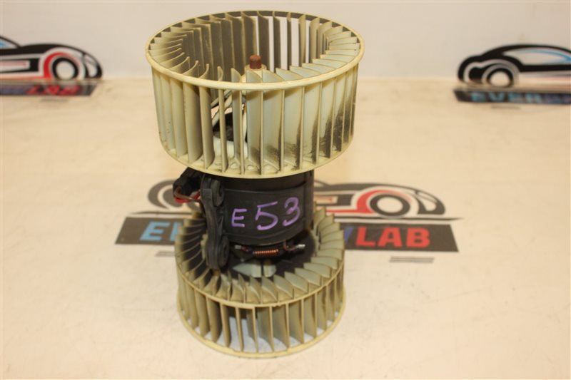 Мотор печки Bmw X5 E53 SAV 306S3 М54B30 03/2003