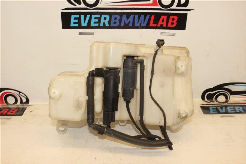 Моторчик бачка омывателя Bmw 7 Series 745I E65 N62B44A. 12/2002