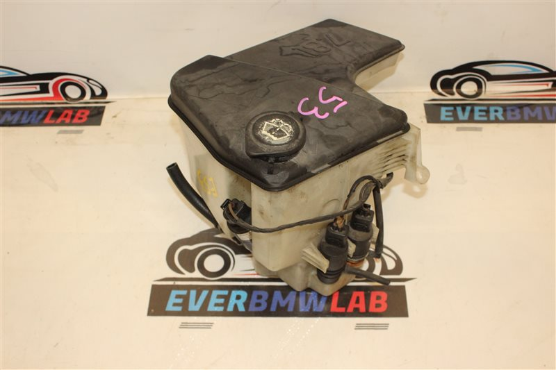 Моторчик бачка омывателя Bmw X5 E53 SAV 306S3 М54B30 03/2003