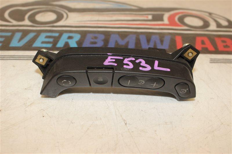 Блок управления Bmw X5 E53 SAV 306S3 М54B30 03/2003 левый