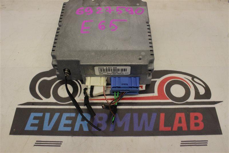 Блок управления Bmw 7 Series 745I E65 N62B44A. 12/2002