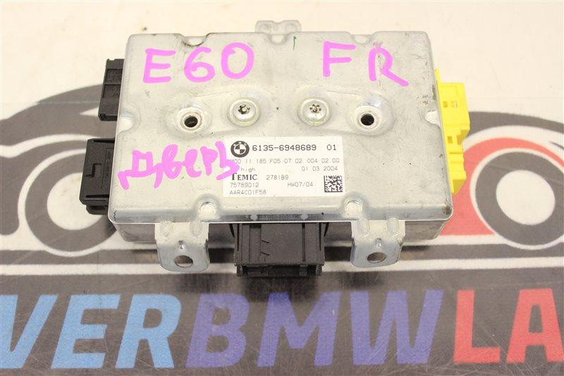 Блок управления дверьми Bmw 5 Series 525I E60 256S5 03/2004 передний правый