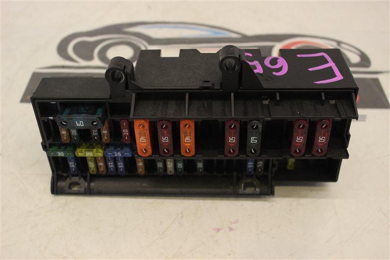 Блок предохранителей Bmw 7 Series 745I E65 N62B44A. 12/2002
