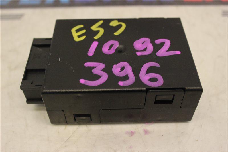 Блок управления пневмо подвеской Bmw X5 E53 SAV 306S3 М54B30 03/2003