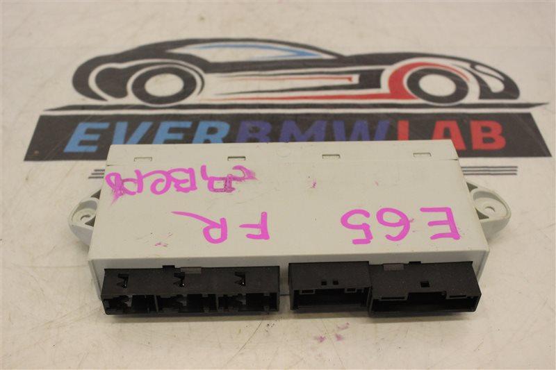 Блок управления дверьми Bmw 7 Series 745I E65 N62B44A. 12/2002 передний правый