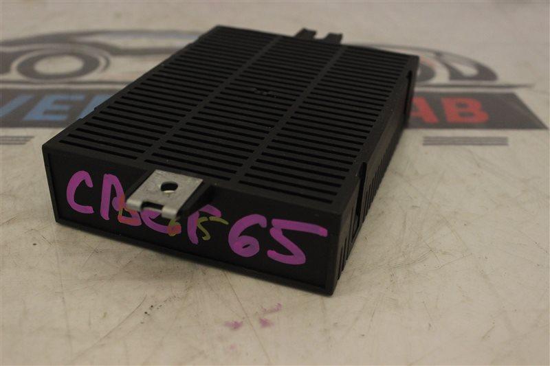 Блок управления светом Bmw 7 Series 745I E65 N62B44A. 12/2002