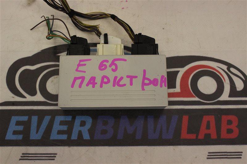 Блок управления парктроником Bmw 7 Series 745I E65 N62B44A. 12/2002