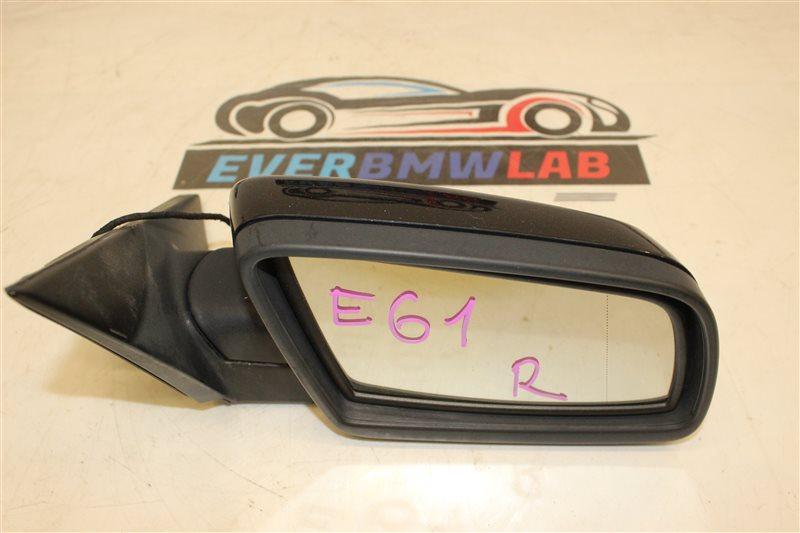 Зеркало Bmw 5 Series 525I E61 N52B25A 12/2005 правое