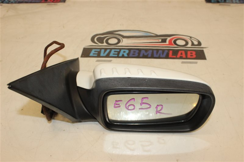 Зеркало Bmw 7 Series 745I E65 N62B44A. 12/2002 правое