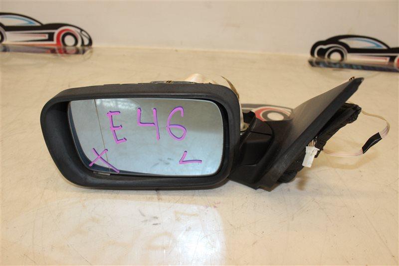 Зеркало Bmw 3-Series 320I E46 226S1 M54B22 10 2003 левое