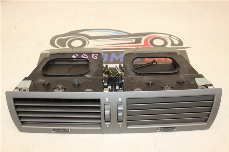 Воздуховод Bmw 7 Series 745I E65 N62B44A. 12/2002