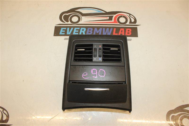Воздуховод Bmw 3-Series 320I E 90 N46B20B 07|2007 задний нижний