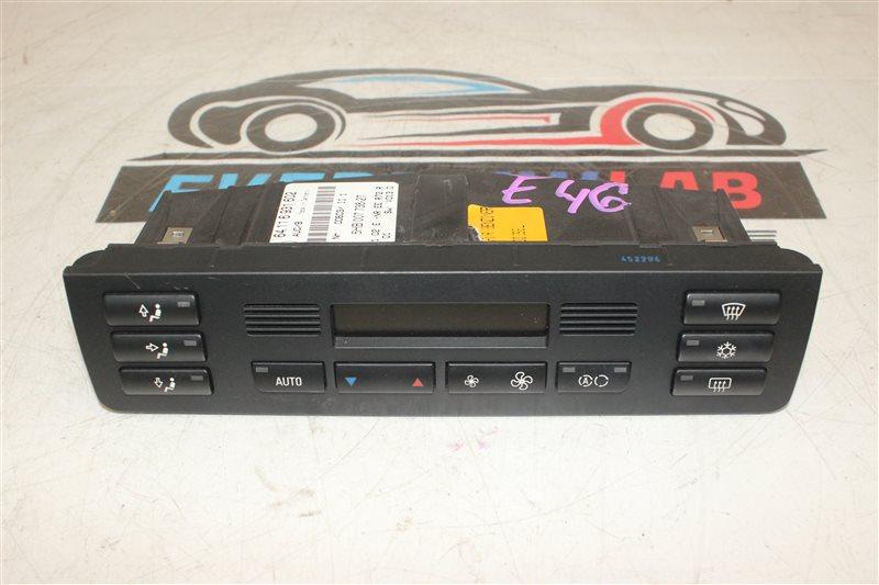 Блок управления климат-контролем Bmw 3-Series 320I E46 226S1 M54B22 03/2004