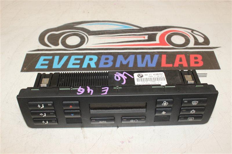 Блок управления климат-контролем Bmw 3-Series 320I E46 226S1 M54B22 10|2003