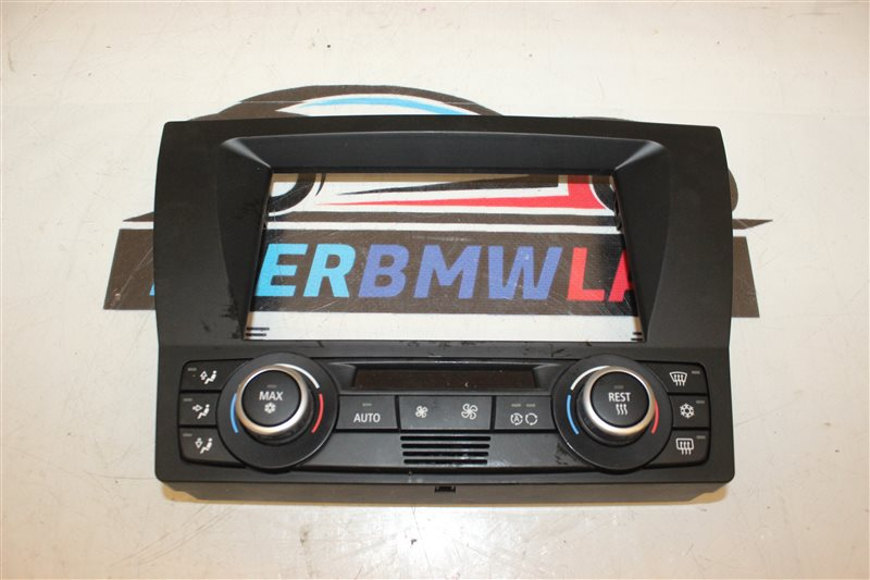 Блок управления климат-контролем Bmw 3-Series 320I E 90 N46B20B 07|2007